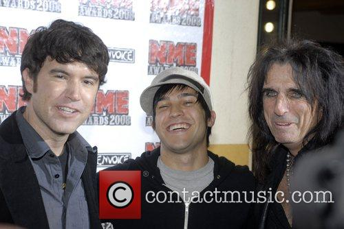 Tom Anderson, Alice Cooper and Pete Wentz 1