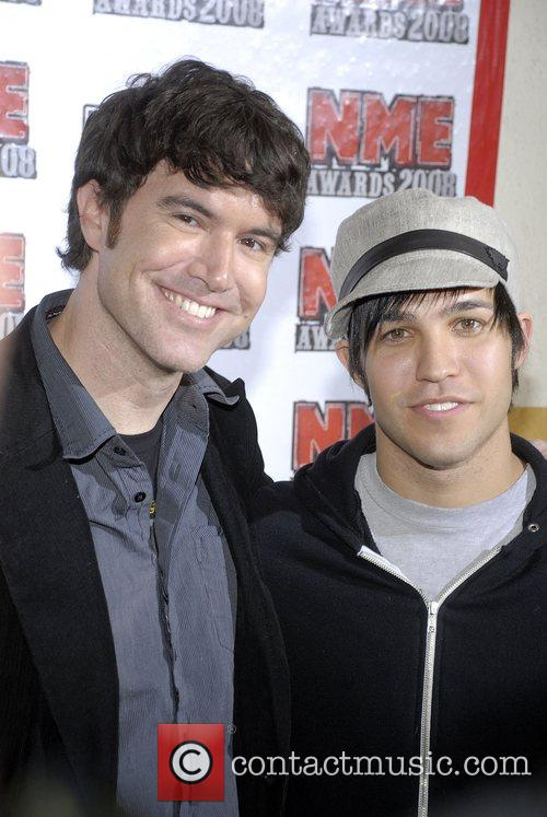Tom Anderson and Pete Wentz 2