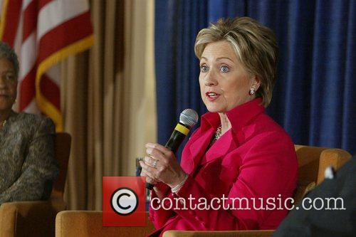 Hillary Clinton addressed the National Newspapers Publishers Association...