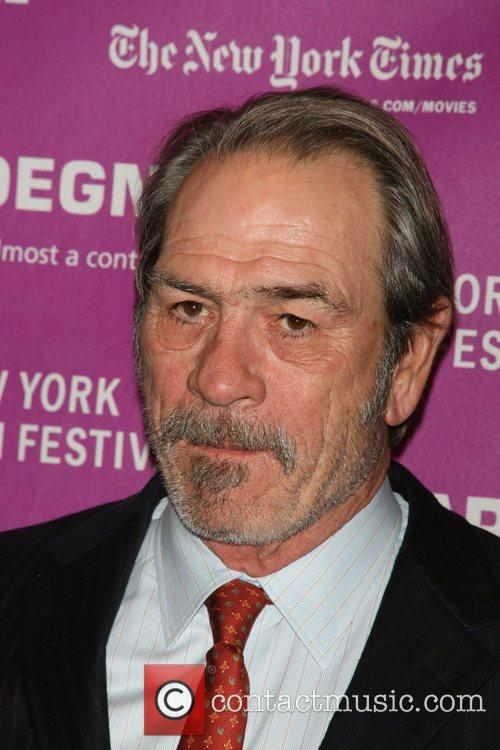 Tommy Lee Jones Arrivals for NYFF