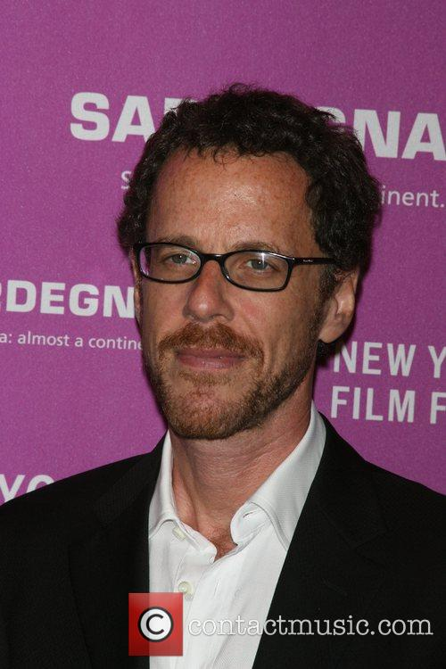 Ethan Coen Arrivals for NYFF