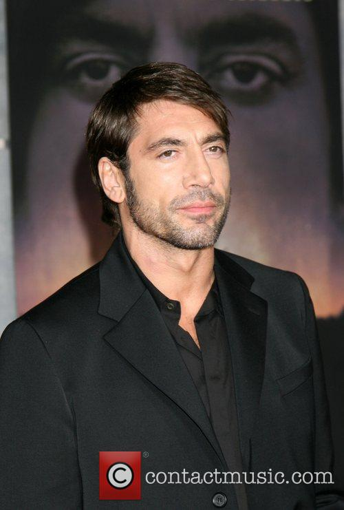 Javier Bardem Premiere of 'No Country for Old...