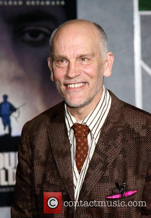 John Malkovich Premiere of 'No Country for Old...