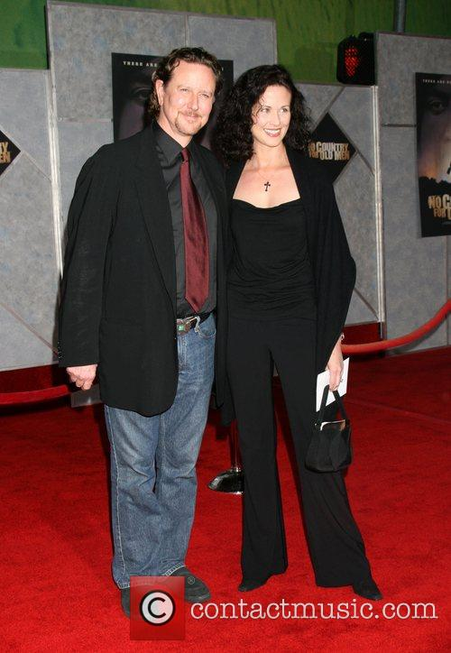 Judge Reinhold and Amy Miller
