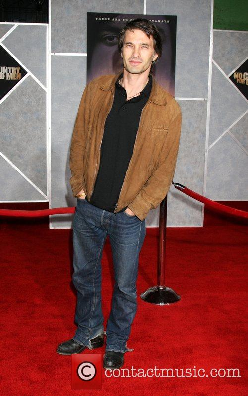 Olivier Martinez Premiere of 'No Country for Old...