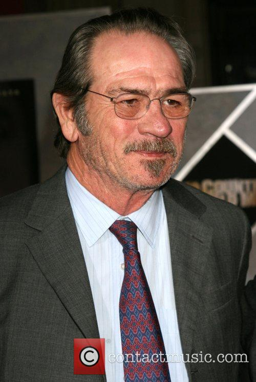 Tommy Lee Jones Premiere of 'No Country for...
