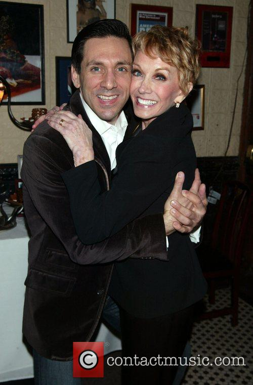 Michael Berresse and Sandy Duncan Final performance after...