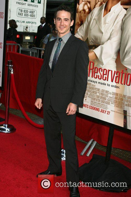 Eric Silver New York Premiere of 'No Reservations'...