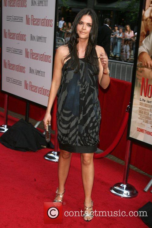 Katie Lee Joel New York Premiere of 'No...