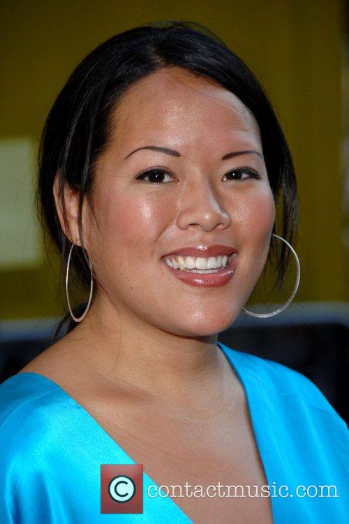 Lee Ann Wong at the NY Premiere of...
