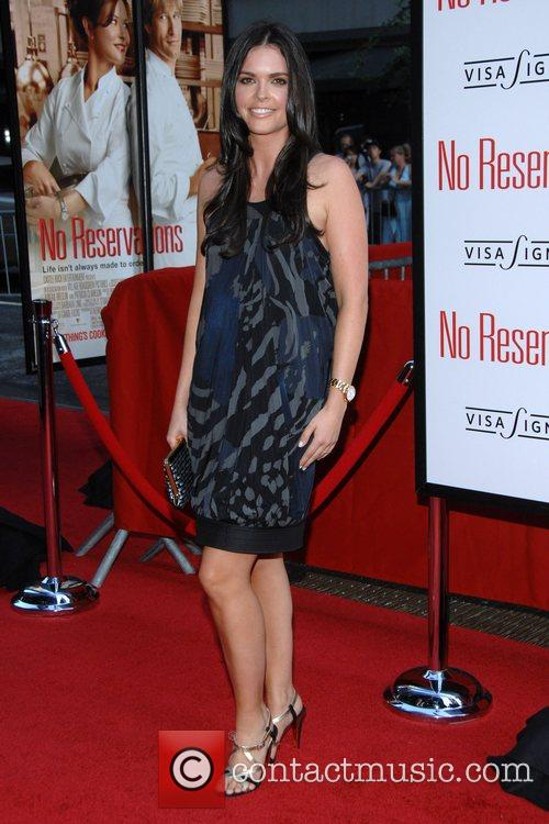 Katie Lee Joel at the NY Premiere of...