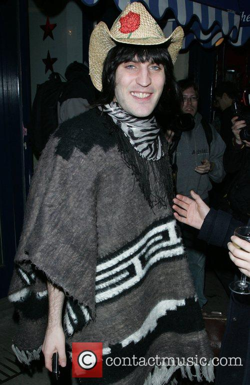 The Mighty Boosh comedian, Noel Fielding at the...