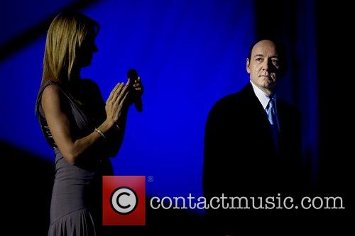 Kevin Spacey and Uma Thurman 8