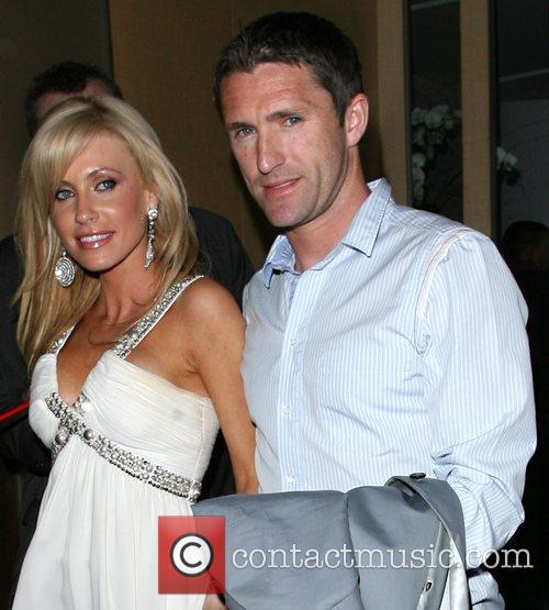 Robbie Keane and Keane 7