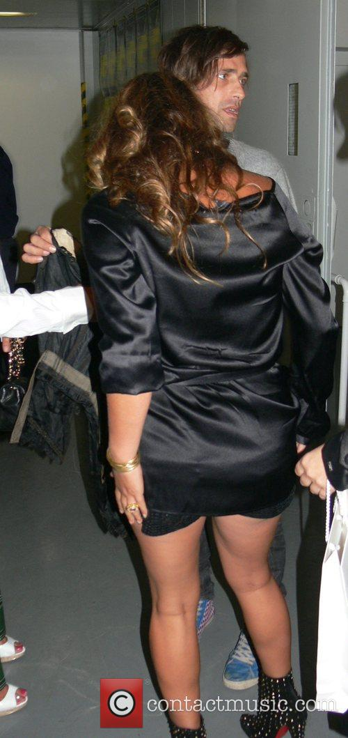 Jade Jagger and Dan Williams Vernissage