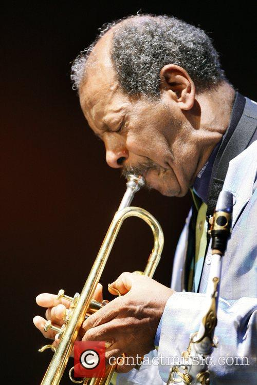 Ornette Coleman performing at the North Sea Jazz...