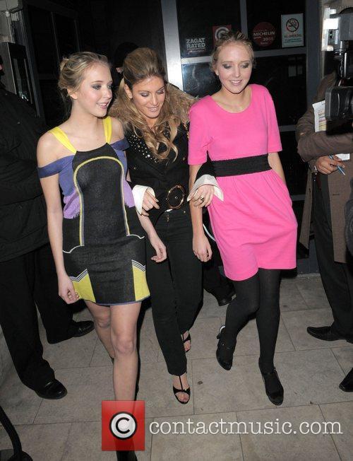 Hofit Golan, Samantha Marchant and Amanda Marchant 3