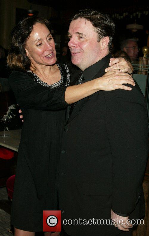 Laurie Metcalf and Nathan Lane 3