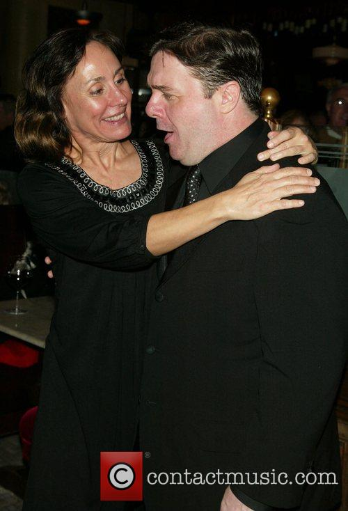 Laurie Metcalf and Nathan Lane 5