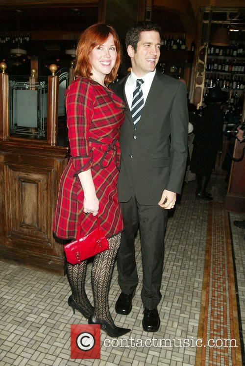 Molly Ringwald Opening Night after party for the...