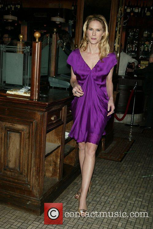 Stephanie March Opening Night after party for the...