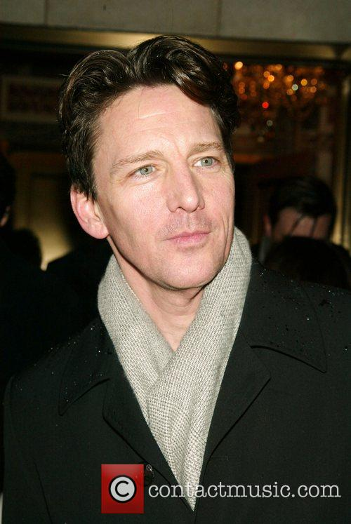 Andrew McCarthy Opening Night of the Broadway Play...