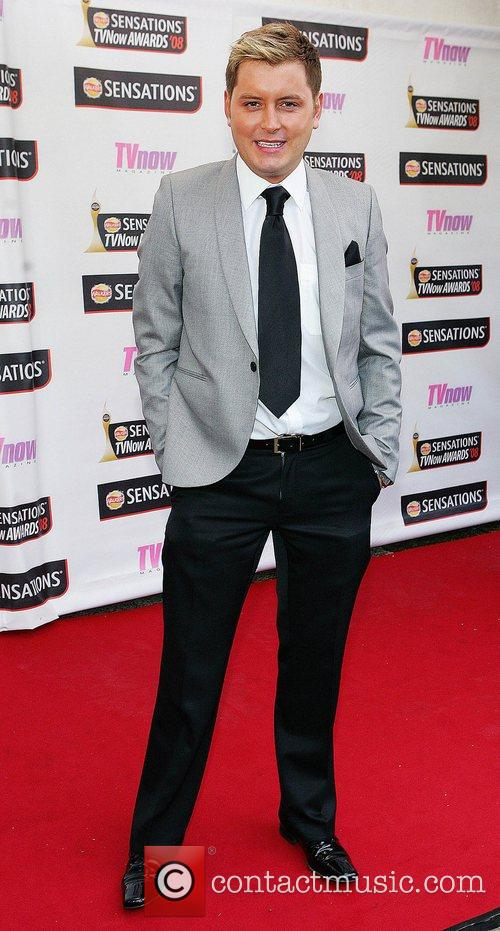 Brian Dowling TV Now Awards 2008 - Arrivals...