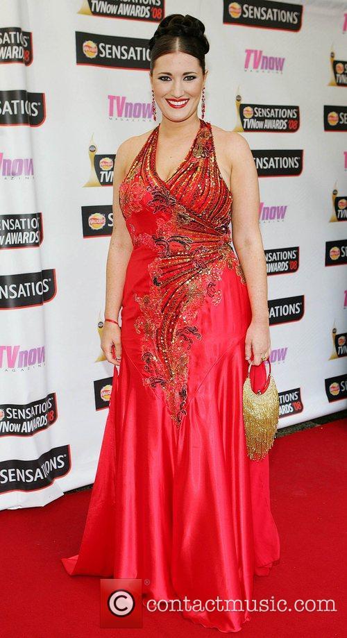 Elaine Crowley TV Now Awards 2008 - Arrivals...