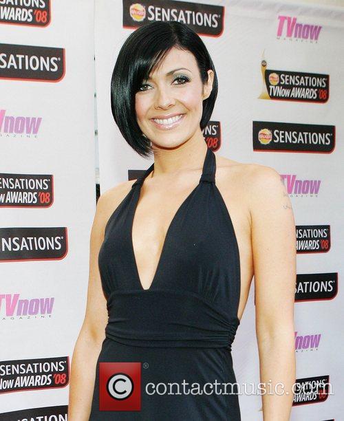 Kym Ryder TV Now Awards 2008 - Arrivals...