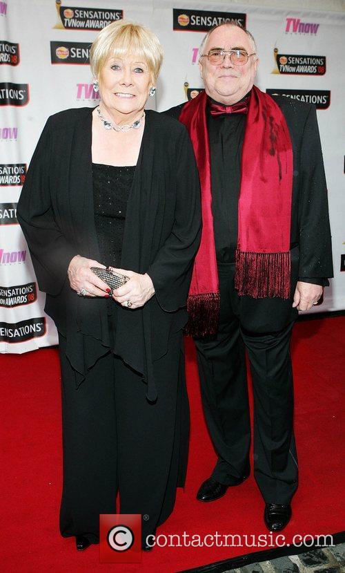 Liz Dawn and William Tarmey TV Now Awards...