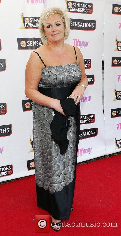 Sue Clever TV Now Awards 2008 - Arrivals...