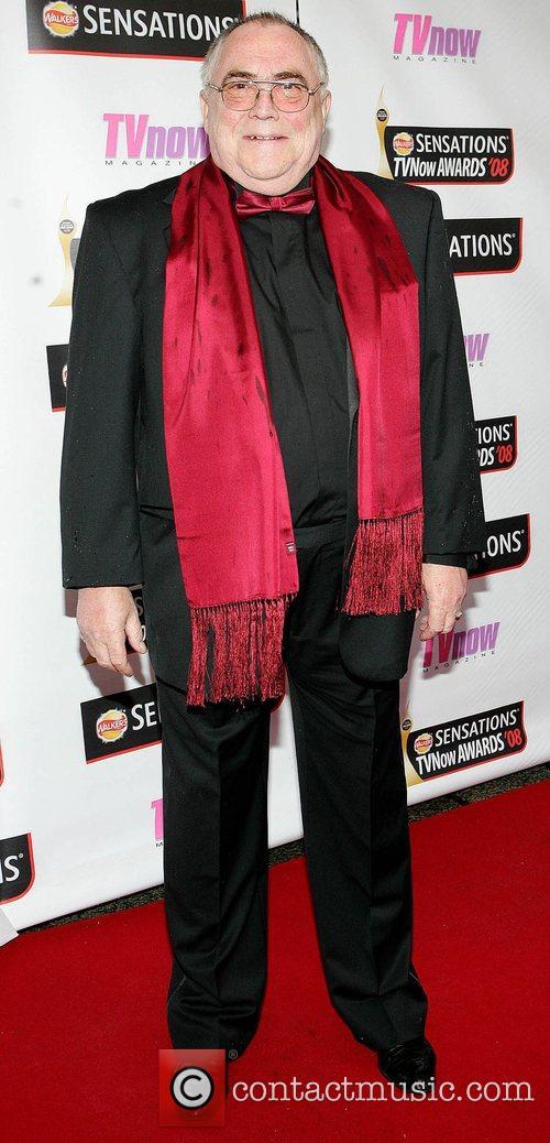 William Tarmey TV Now Awards 2008 - Arrivals...