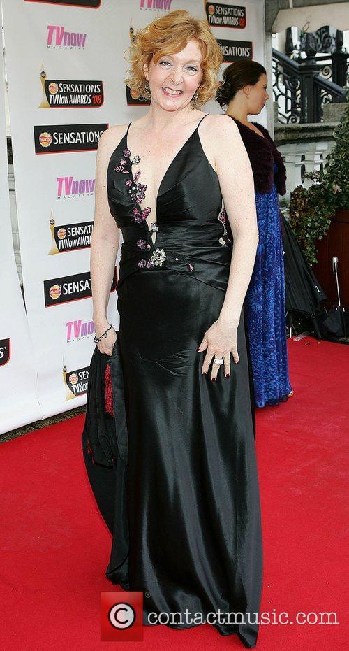 Charlie Hardwick  TV Now Awards 2008 -...