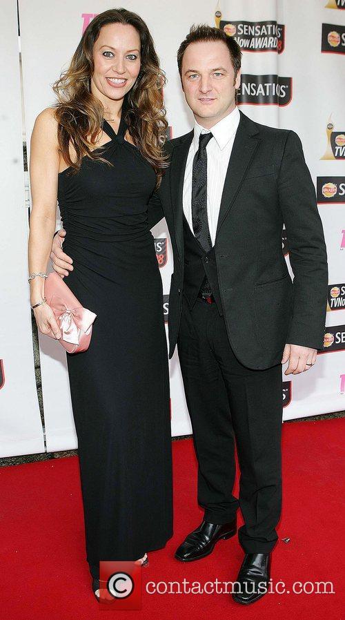 Karen Graham and husband Mikey Graham  TV...