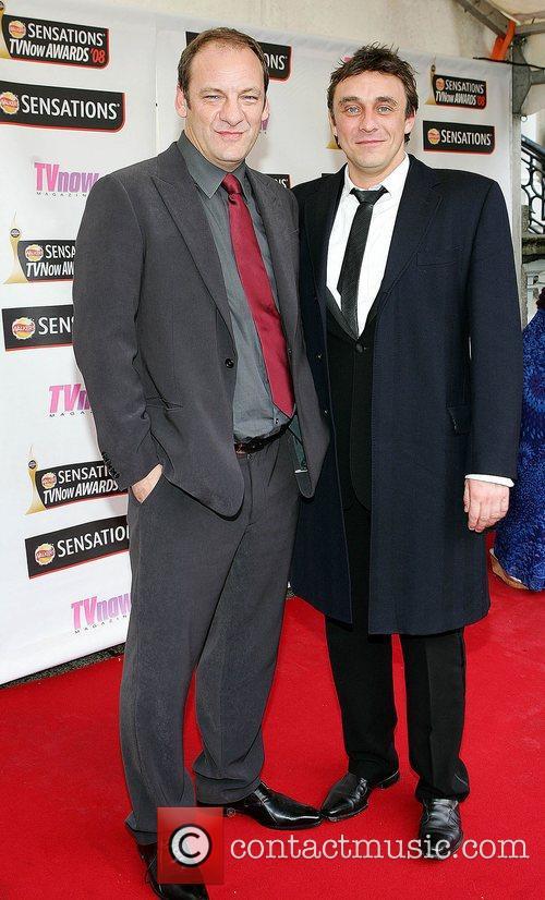 Nick Miles and Matt Healy  TV Now...