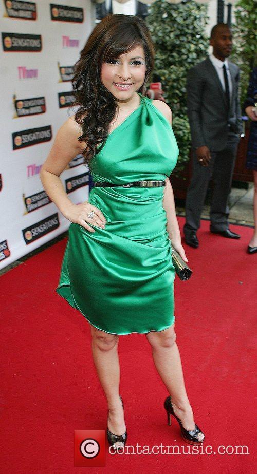 Roxanne Pallett  TV Now Awards 2008 -...