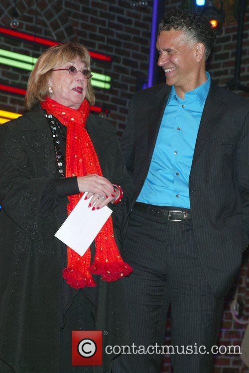 Brian Stokes Mitchell & Phyllis Newman 'Sherie Rene...