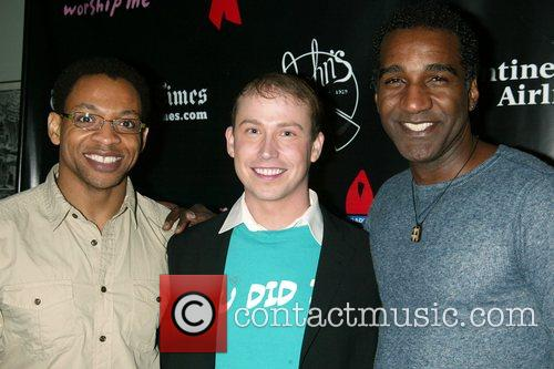 Derrick Baskin & Tyler Maynard & Norm Lewis...