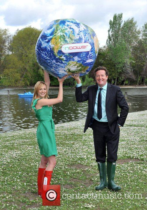 Piers Morgan and Fearne Cotton 8