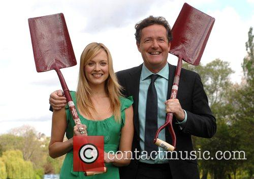 Piers Morgan and Fearne Cotton 2