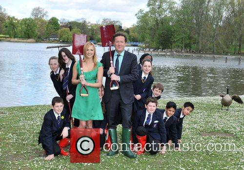 Piers Morgan and Fearne Cotton 1