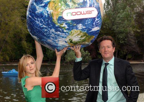 Piers Morgan and Fearne Cotton 3