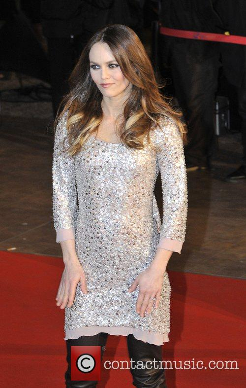 Vanessa Paradis NRJ Music Awards 2008 -- Arrivals Cannes, France