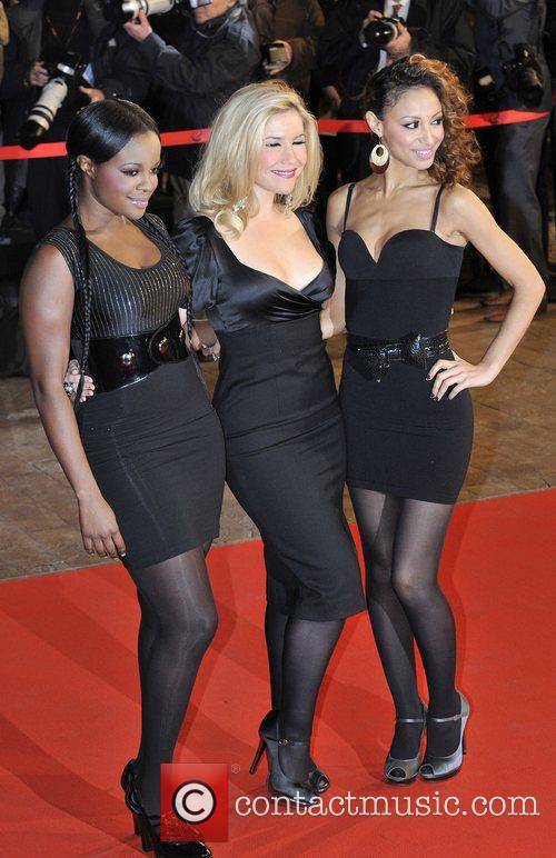 Sugababes, NRJ Music Awards
