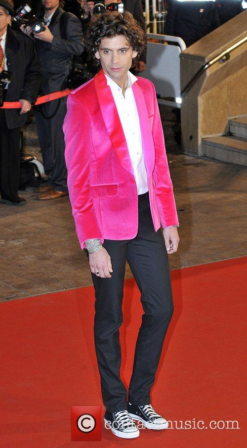 Mika NRJ Music Awards 2008 -- Arrivals Cannes, France