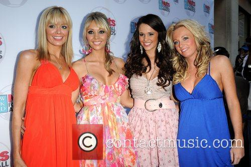 Orlaith Mcallister, Charlotte Mears, Lindsay Strutt and Guest...