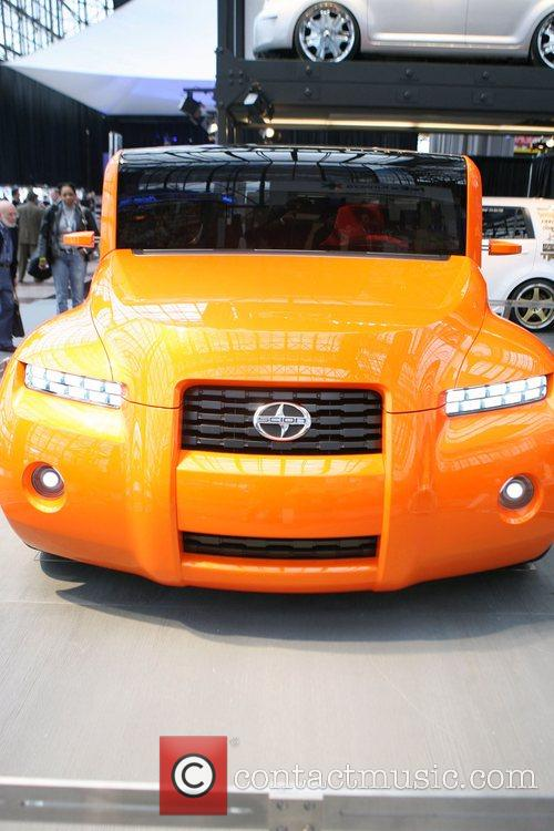 2008 New York International Auto Show at The...