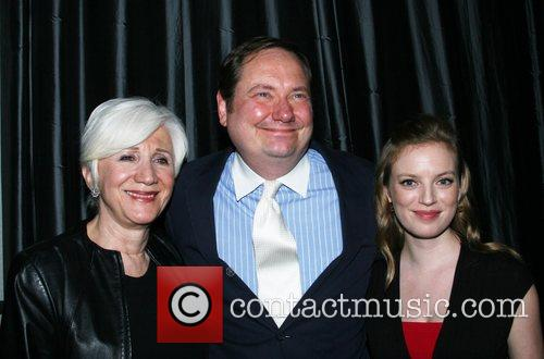 Olympia Dukakis, Stephen Whitty and Sarah Polley 2007...