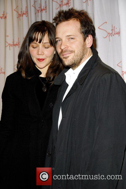 Maggie Gyllenhaal and Peter Saarsgard 2