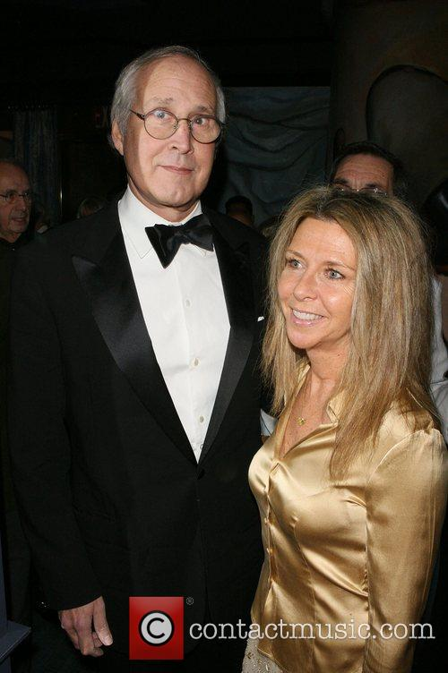 Chevy Chase and Jayne Chase The New York...